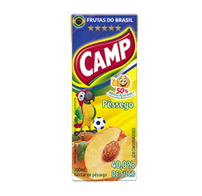Camp Néctar Pêssego   200ml