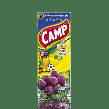 Camp Néctar Uva  200ml
