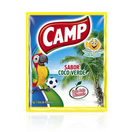 Refresco Camp Coco Verde  15g