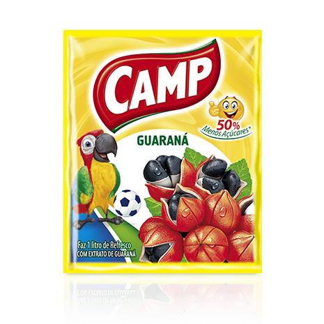 Refresco Camp Guaraná  15g