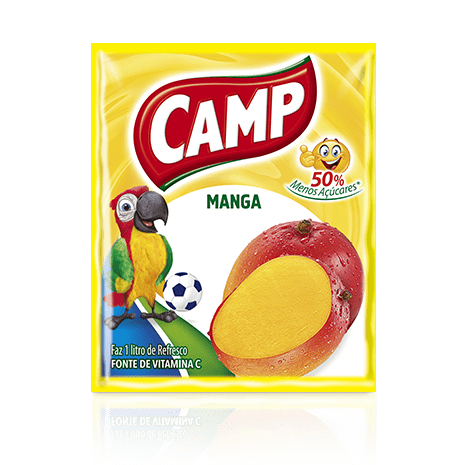Refresco Camp Manga  15g