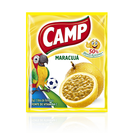 Refresco Camp Maracujá  15g
