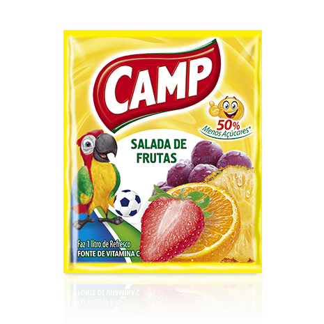 Refresco Camp Salada de Frutas  15g