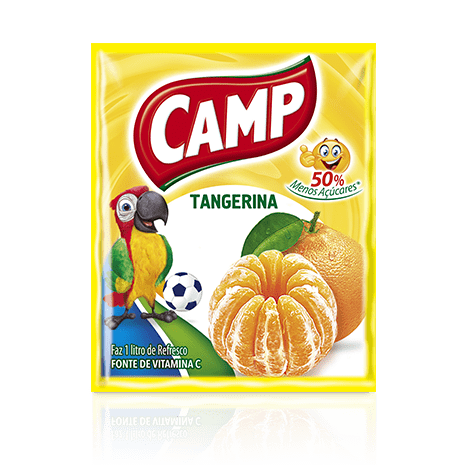 Refresco Camp Tangerina  15g