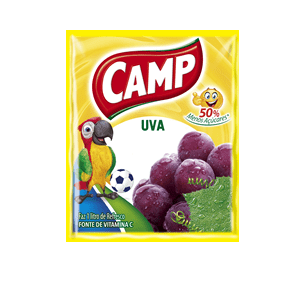 Refresco Camp Uva   15g