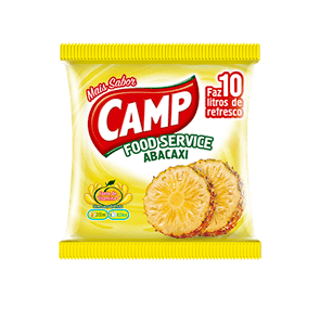 Camp Food Service Abacaxi   150g