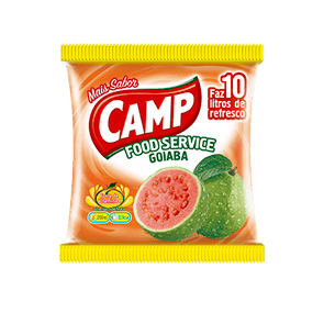 Camp Food Service Goiaba   150g