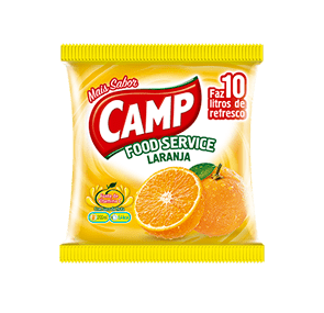 Camp Food Service Laranja   150g