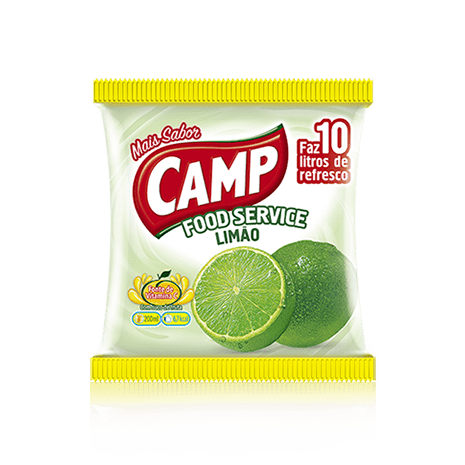 Camp Food Service Limão  150g
