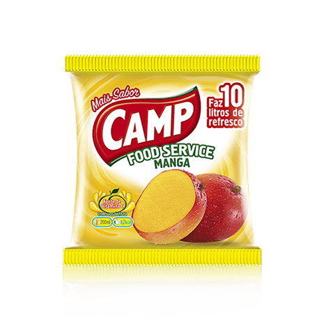 Camp Food Service Manga  150g