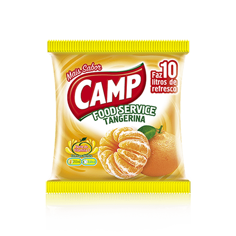 Camp Food Service Tangerina  150g