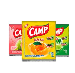 Refresco Camp - 15g