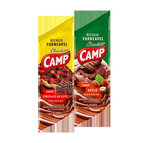 Camp Recheio Forneável