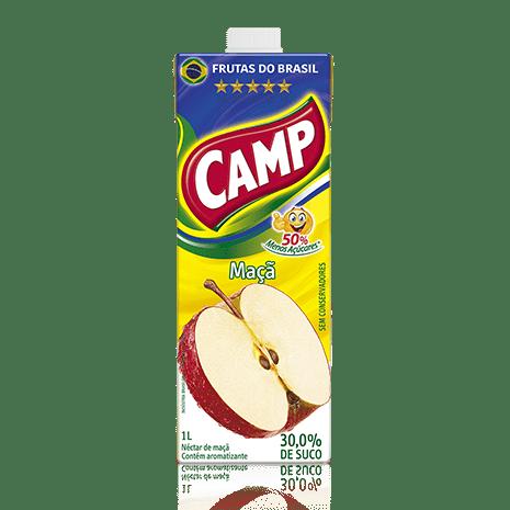 Camp Néctar Maçã  1l