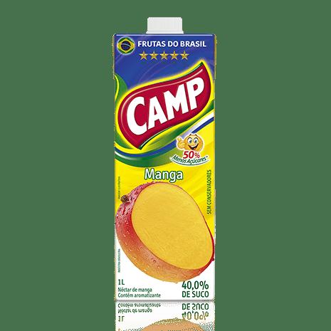Camp Néctar Manga  1l