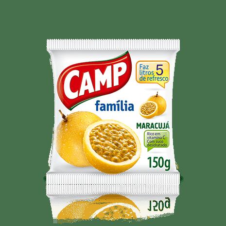 Camp Família Maracujá  150g