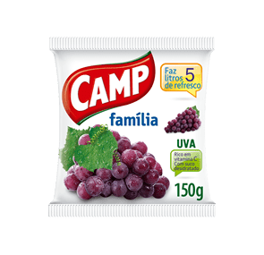 Camp Família Uva   150g