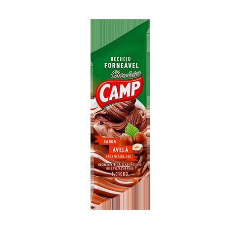 Camp Recheio Forneável Avelã  1,01kg