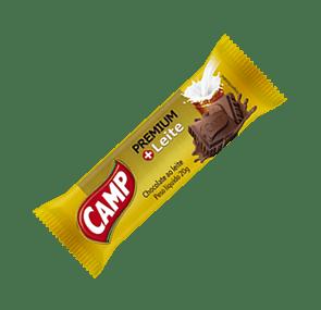 Camp Chocolate ao Leite   20g