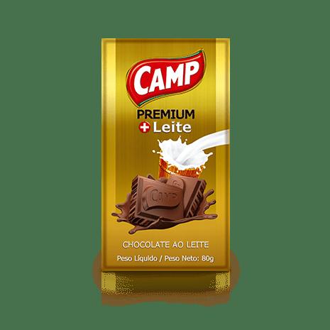 Camp Chocolate ao Leite  80g