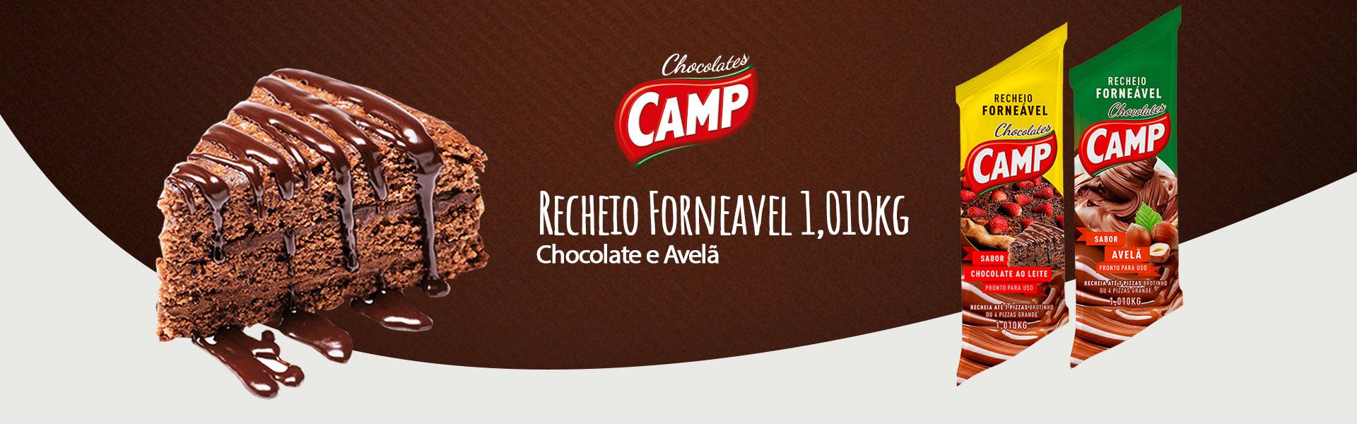 Camp Recheio Forne�vel