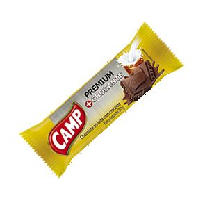 Camp Chocolate Crocante   20g
