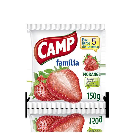 Camp Família Morango  150g