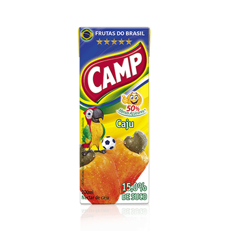 Camp Néctar Caju  200ml