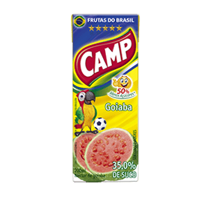Camp Néctar Goiaba   200ml