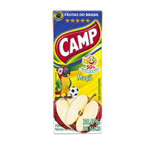 Camp Néctar Maçã   200ml