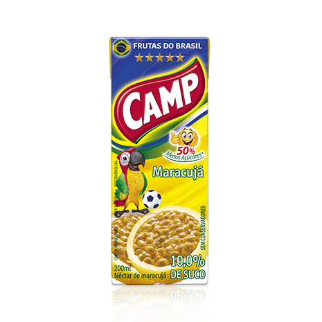 Camp Néctar Maracujá  200ml