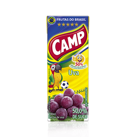 Camp Néctar Uva  200ml
