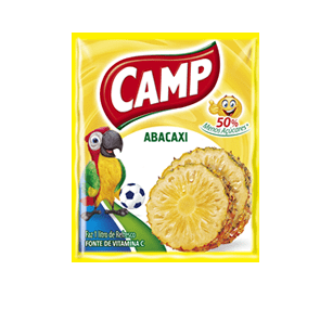 Refresco Camp Abacaxi   15g