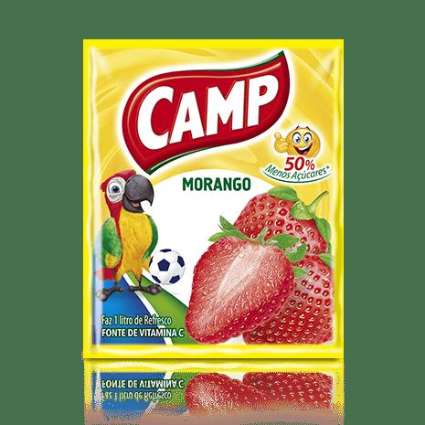 Refresco Camp Morango  15g