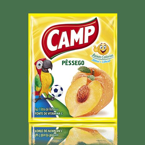 Refresco Camp Pêssego  15g