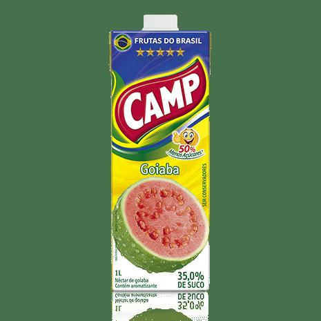 Camp Néctar Goiaba  1l