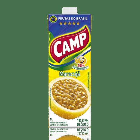 Camp Néctar Maracujá  1l